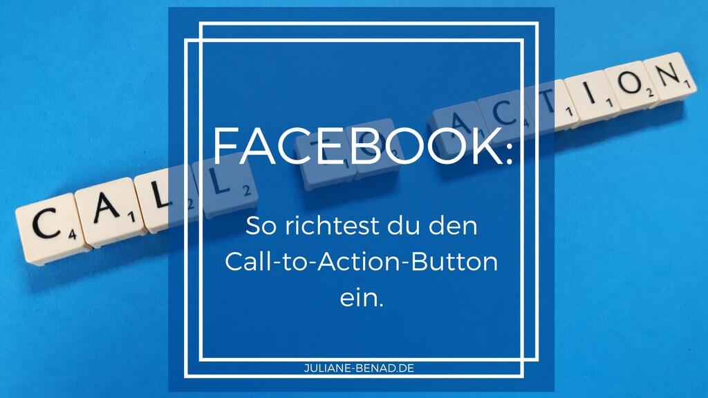Der Call-to-Action Button für Facebook-Seiten