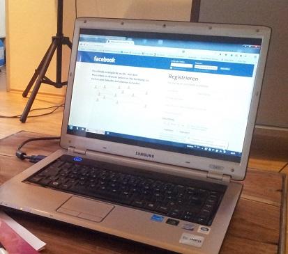 Facebook wieder Thema bei der Social Media Sprechstunde