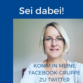 Komm in meine Facebook Gruppe zu Twittermarketing