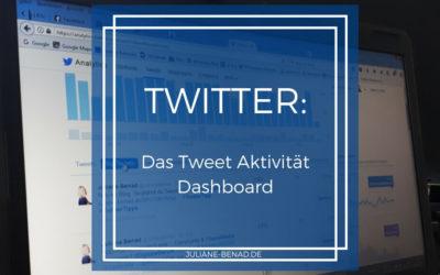 Das Tweet-Aktivität-Dashboard